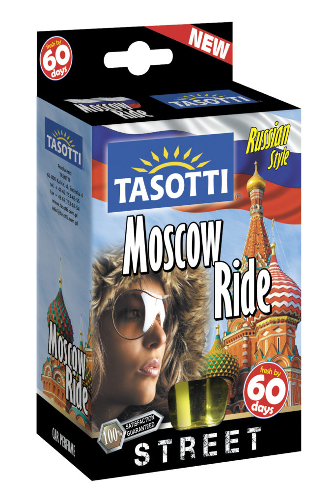 Moscow ride